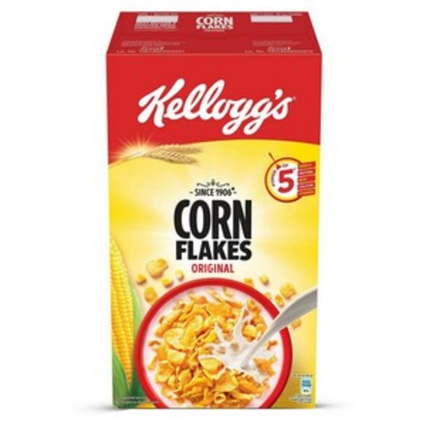 Kelloggs Corn Flakes Original & The Best 475g offer at ? 180
