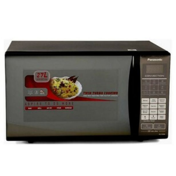 Panasonic Microwave Oven CT64HBFDG 27Ltr offer at ? 16900