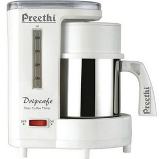 Preethi Coffee Maker Drip Café offer at ? 1850