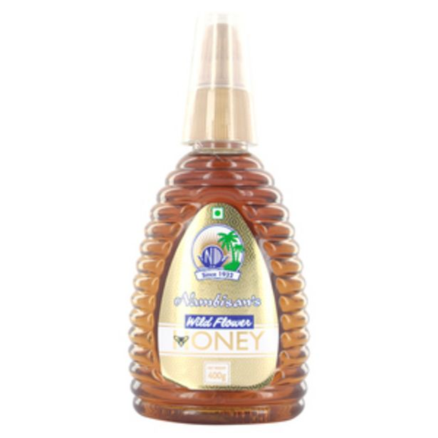 Nambisan's Honey Squeezy 400g offer at ? 209
