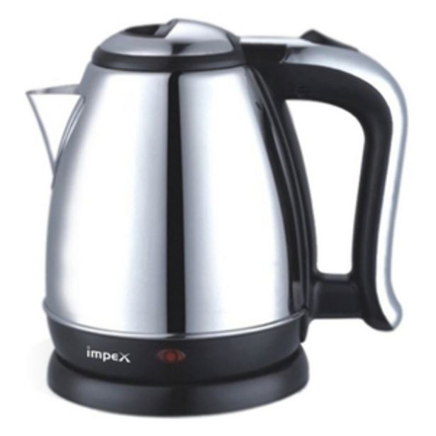 Impex Electric Kettle Steamer 1501 1.5 Ltr offer at ? 675