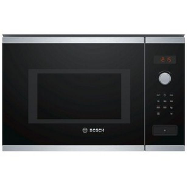Bosch Microwave Oven BFL 553MS0I offer at ? 39650