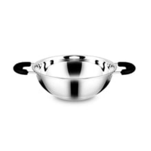 Kadai- Stainless Steel, Marvel, Induction Compatible offer at ? 229