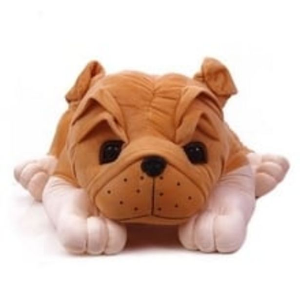 Stuffed Toy - Bull Dog offer at ? 899