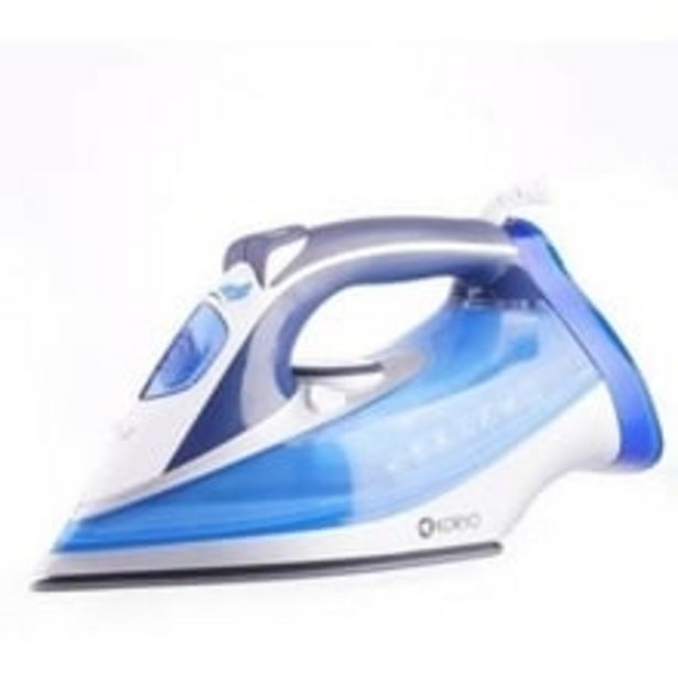 Steam Iron KSW423XASCB 2000W with Vertical Steaming and Self Cleaning Technology (Blue) offer at ? 1999