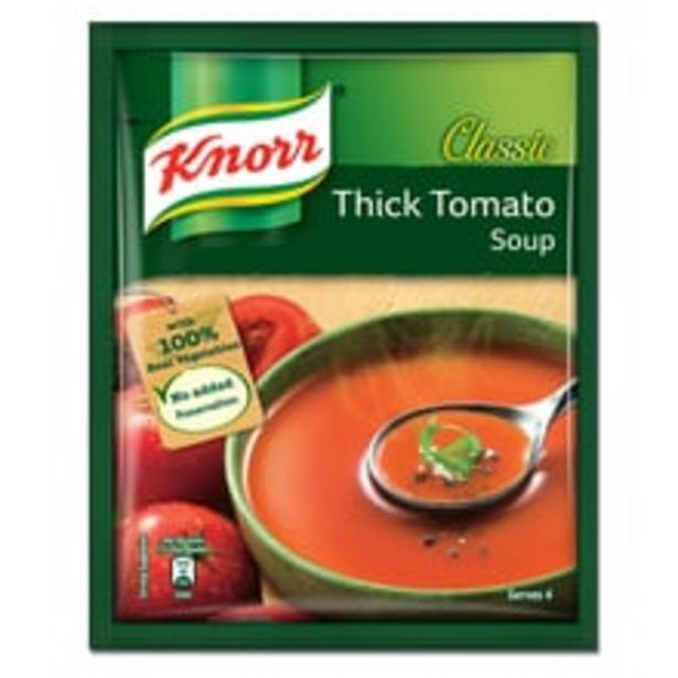 Soup - Thick Tomato offer at ? 40