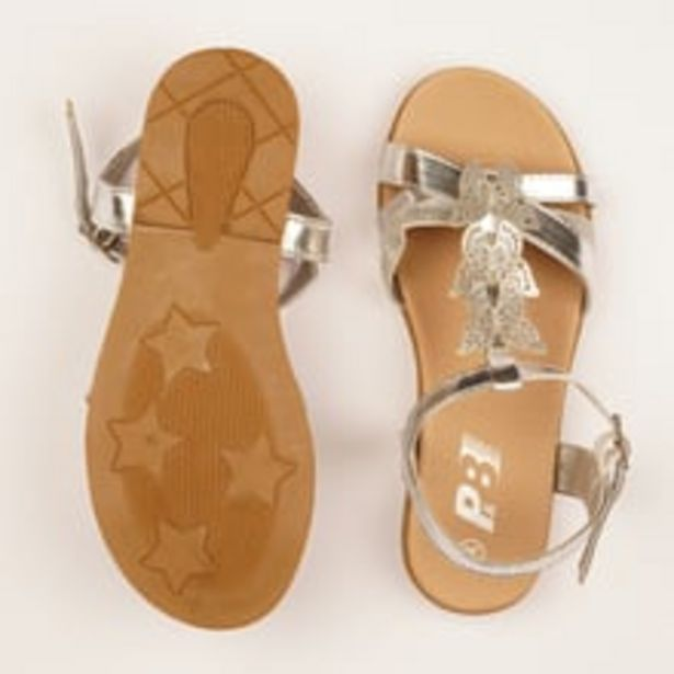 Girls Sandals - Silver offer at ? 499