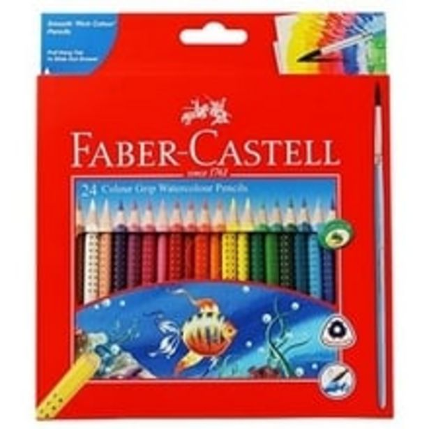 Colormegrip Pencil Pack Of 24 offer at ? 200