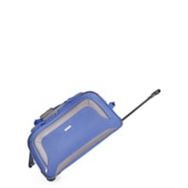 Polyester 57 cm Blue Travel Duffle (Blue) offer at ? 1834