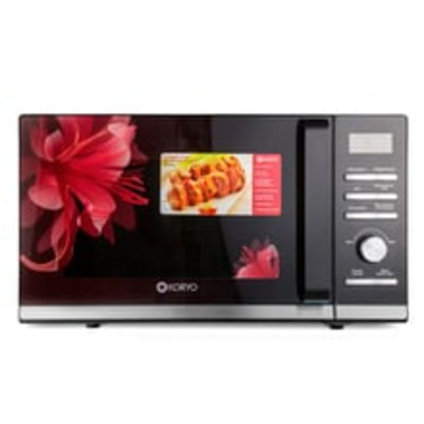 KMC2525 25L Convection Microwave Oven offer at ? 8499