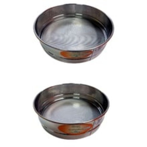 Fixed Sieves No. 02 offer at ? 199