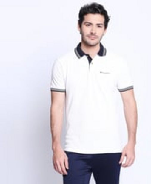 Solid Polo T-Shirt offer at ? 499