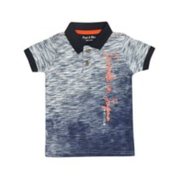 Printed Boys Polo Neck offer at ? 199.5