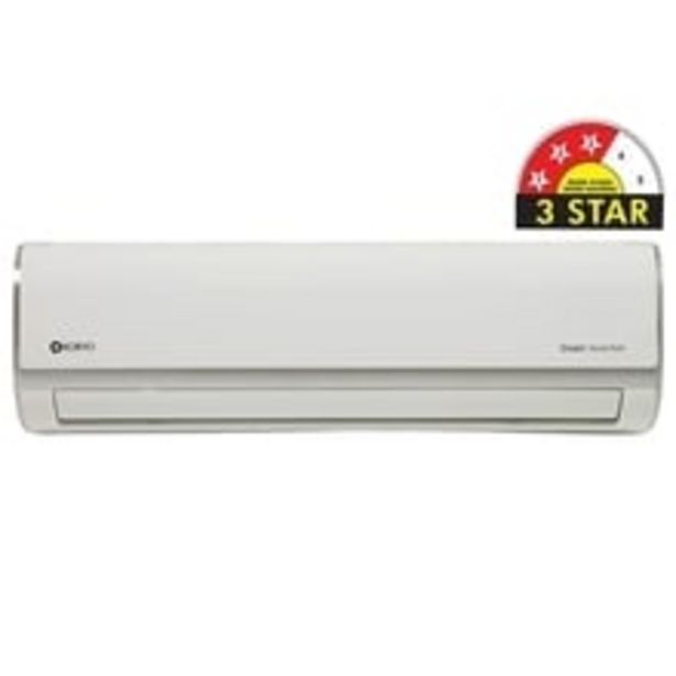1.5 Ton 3 Star Smart Inverter Air Conditioner (ISKSIAO2018A3S INS18) offer at ? 28999