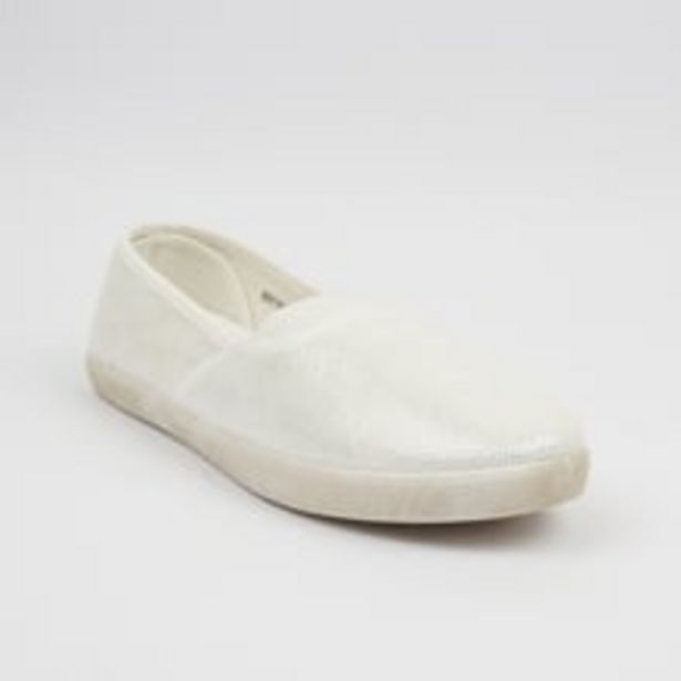 Women Closed Shoes - White offer at ? 499