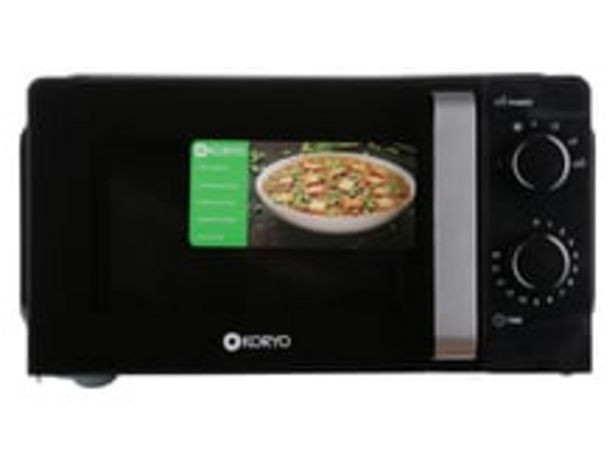 20L Solo Microwave Oven (KMS2311, Black) offer at ? 3999