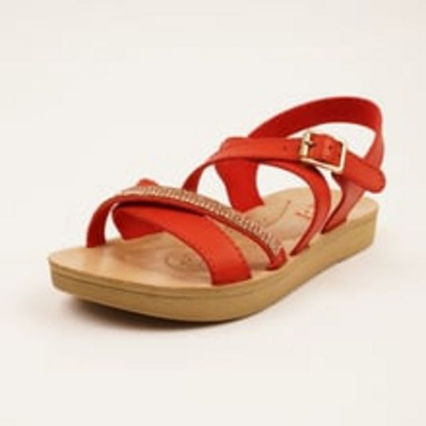 Girls Sandals - Red offer at ? 249.5