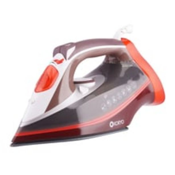 Steam Iron KSW421XASCR 2000W with Vertical Steaming and Self Cleaning Technology (Red) offer at ? 1999