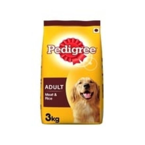 Dog Food - Adult, Meat & Rice offer at ? 660