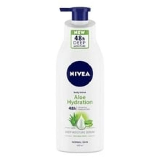 Body Lotion Essential Aloe Vera offer at ? 362