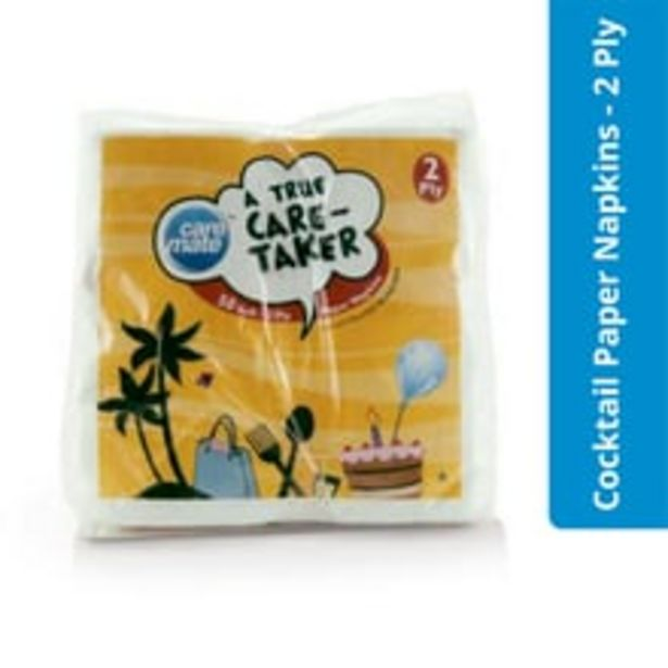 Paper Napkin 2Ply offer at ? 136