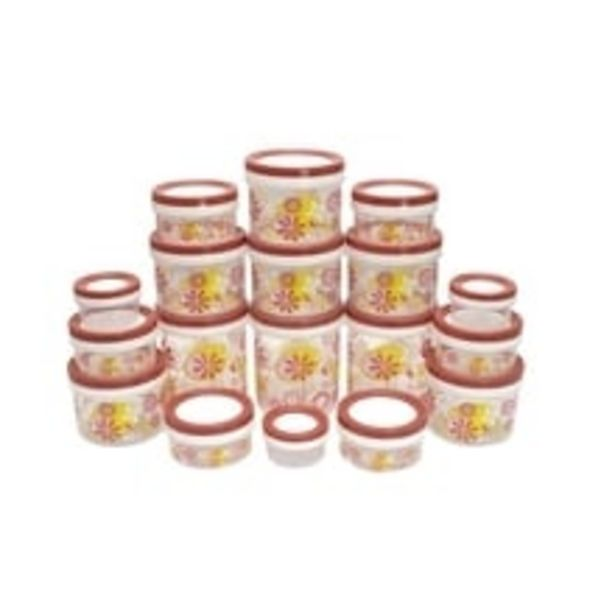 Container Set - Easy Spin,  Set of 18 offer at ? 499