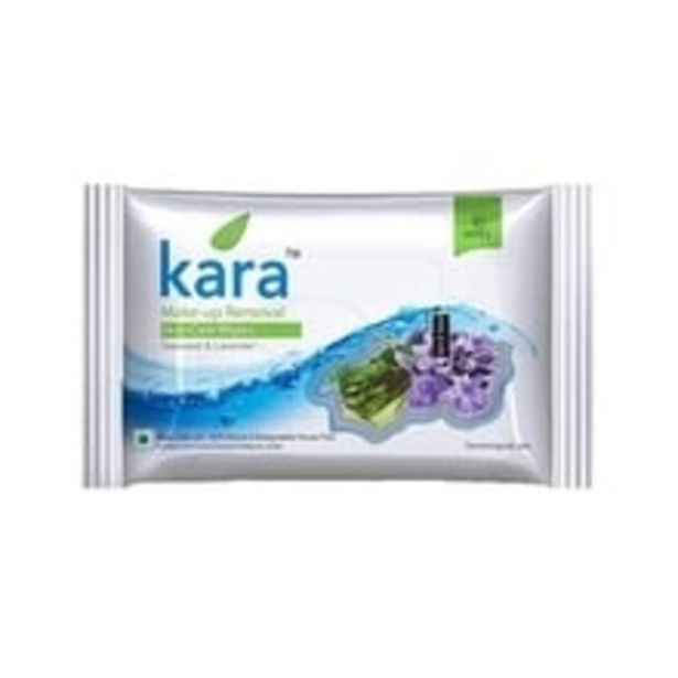 Makeup Remover Wipes With Seaweed & Lavender offer at ? 175