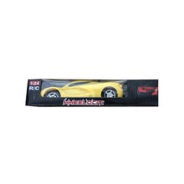Remote Control Car - 222-1B 1-24 RC SCALE MODEL 4 CH YELLOW offer at ? 119.6