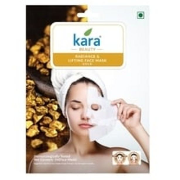 Face Mask Hydrating & Oil Control Gold offer at ? 50