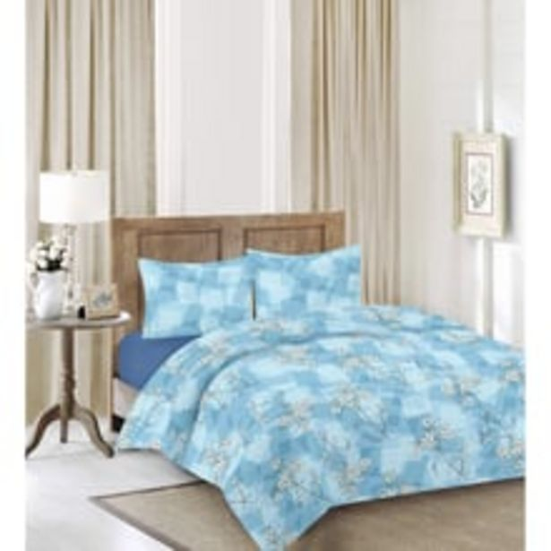 Bed Sheet - Double Forever Flower offer at ? 799
