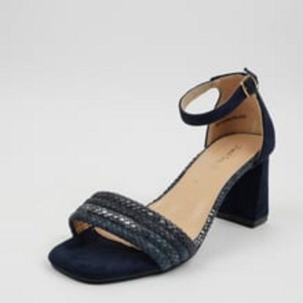 Womens Sandals - Black offer at ? 1049
