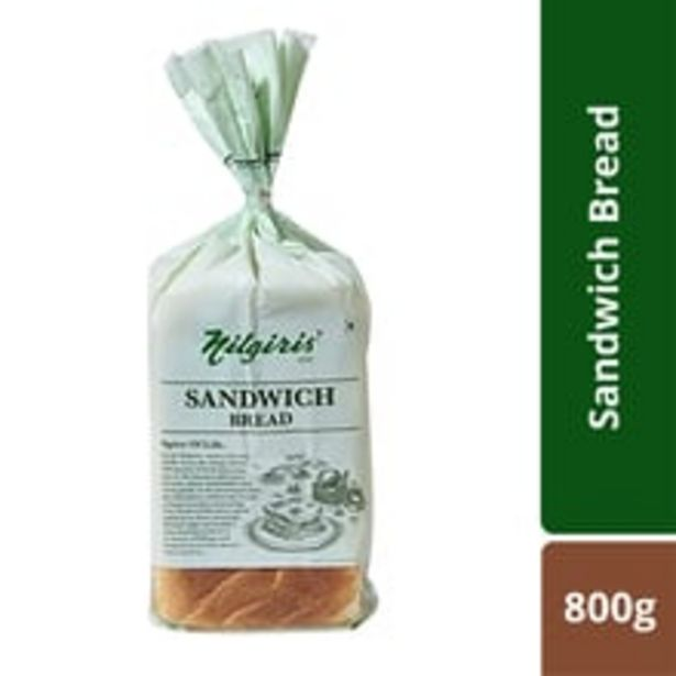 Sandwich Bread Family Pack offer at ? 70