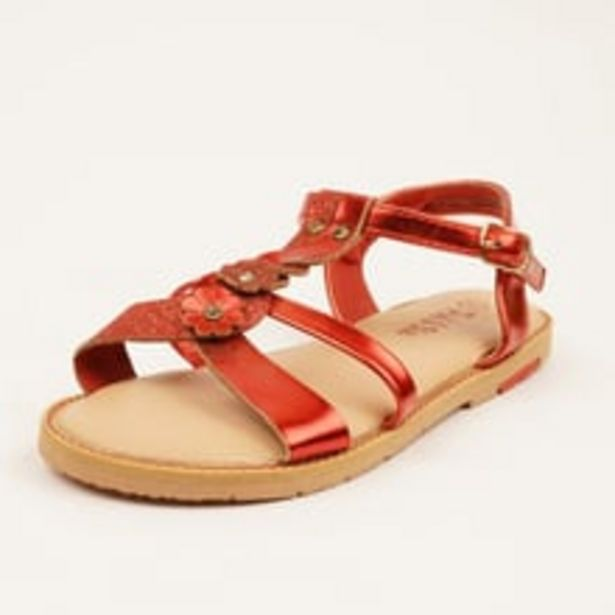 Girls Sandals - Red offer at ? 599