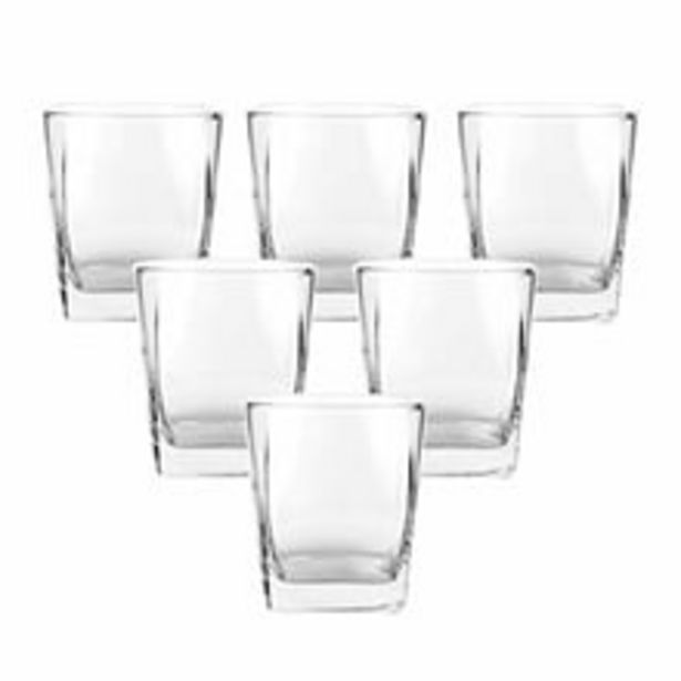 Plaza Water Glass offer at ? 585
